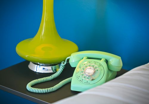 Rotary dial in every room